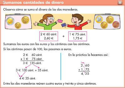 http://www.primerodecarlos.com/TERCERO_PRIMARIA/enero/Unidad_6/actividades/mates/aprende_operaciones_euros/index.html