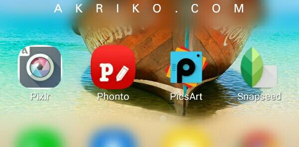 Tiga Aplikasi Olah Foto yang Bagus