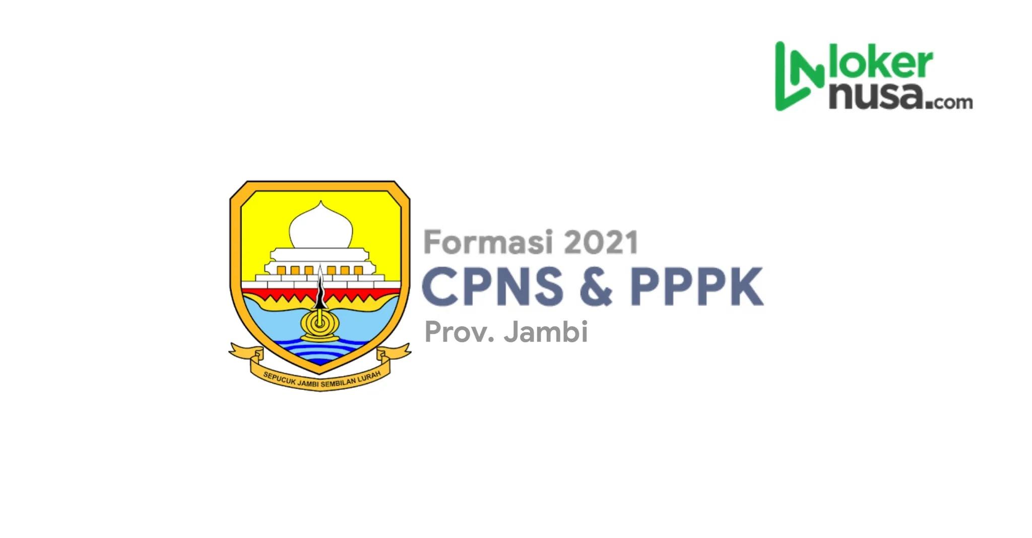 CPNS Jambi