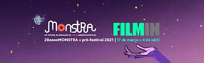 Filmin Acolhe a Monstra Este Março e Promete Muita Animaçao
