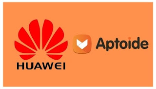 Aptoide and App Gallery Huawei