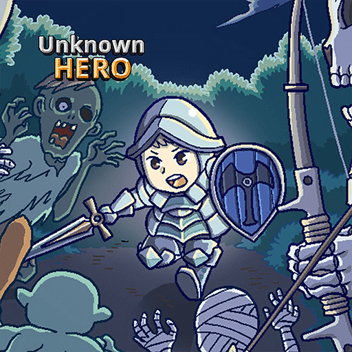 Unknown HERO - Item Farming RPG. - VER. 3.0.283 No Skill CD MOD APK