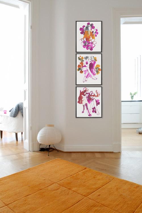 Home lifestyle decoraci n ideas para decorar tu casa - Como adornar una pared ...