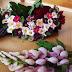 Háčkované náhrdelníky - samý kvet