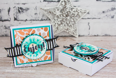 Enjoy! Pretty Gift Boxes for Every Occasion - Get the supplies to make these easy boxes here