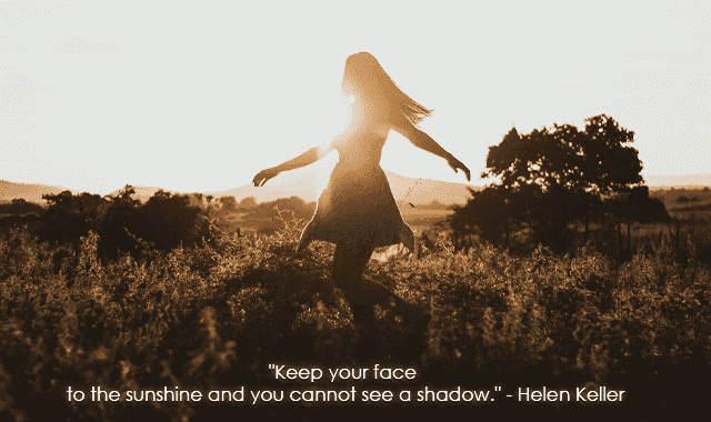 Quotes On smiles and sunshine