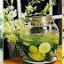 Água mágica para emagrecer e detosintoxicar ao longo do dia