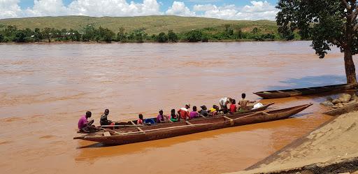 Tsiribihina Fluss