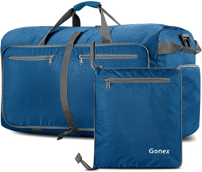 Gonex 100L Foldable Travel Duffle Bag