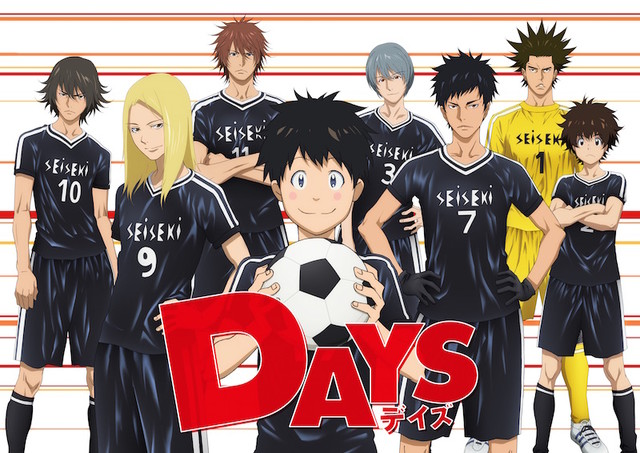 Anime Days (tv) Episode 18 VOSTFR Streaming