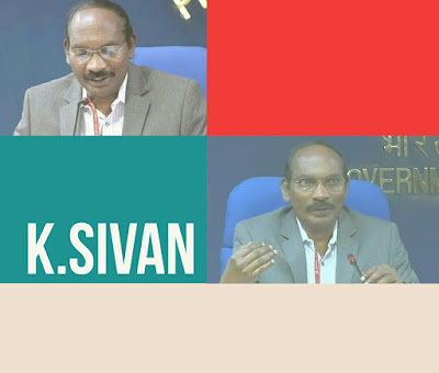 K.Sivan wiki , Biography , wife , age , salary , education , family .