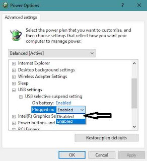 Optimize Power Settings for High Performance in Windows 10