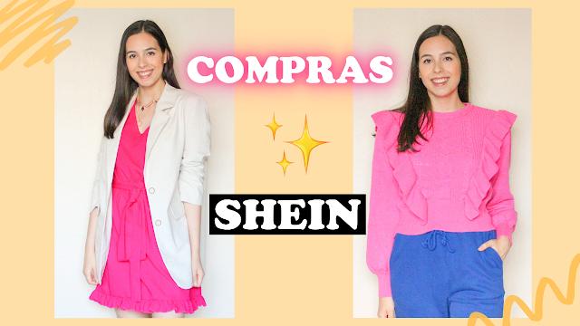 Recebidos Shein: Roupas e acessórios estilosos!