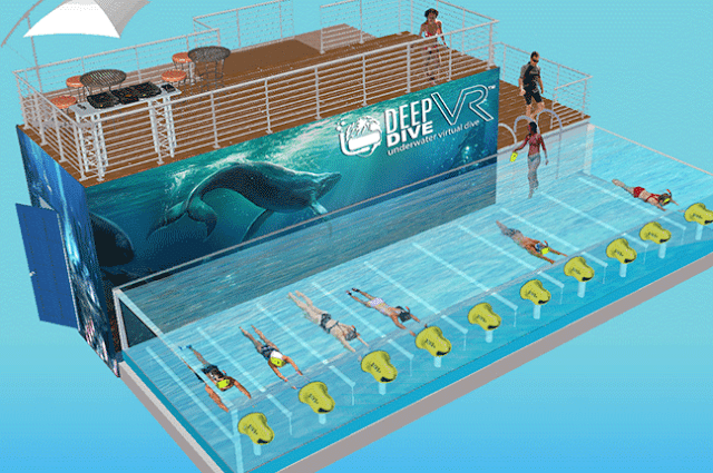 deep dive vr water park virtual reality