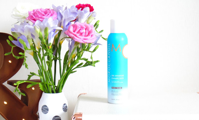 New Moroccan Oil Dry Shampoo