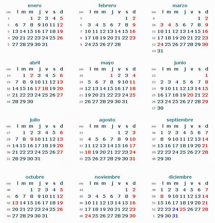 Search Results For Calendario 2015 Espaol Pdf