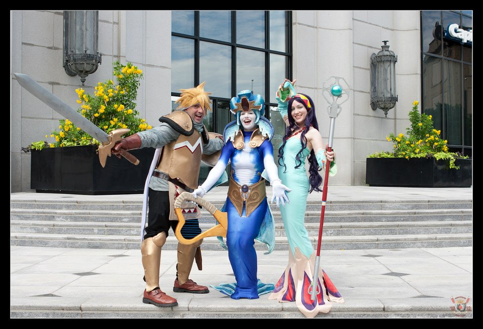 Cosplay Pro Tips Group Cosplays