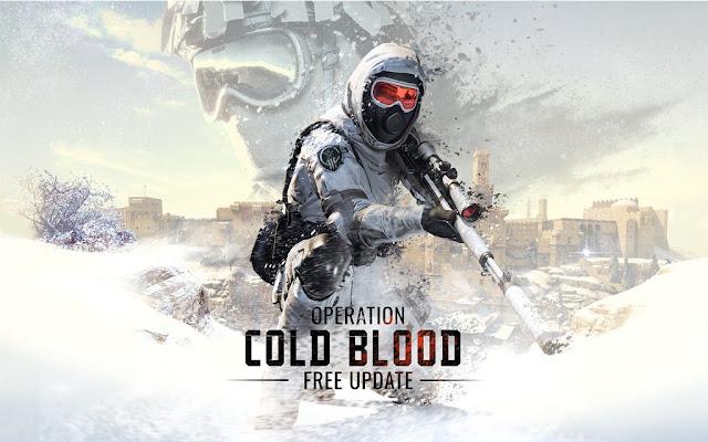 Insurgency Sandstorm Cold Blood