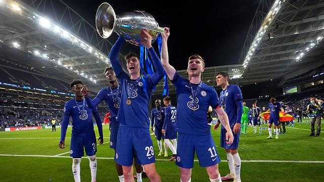 1 a 0: Chelsea leva a melhor contra o City e conquista a Champions League
