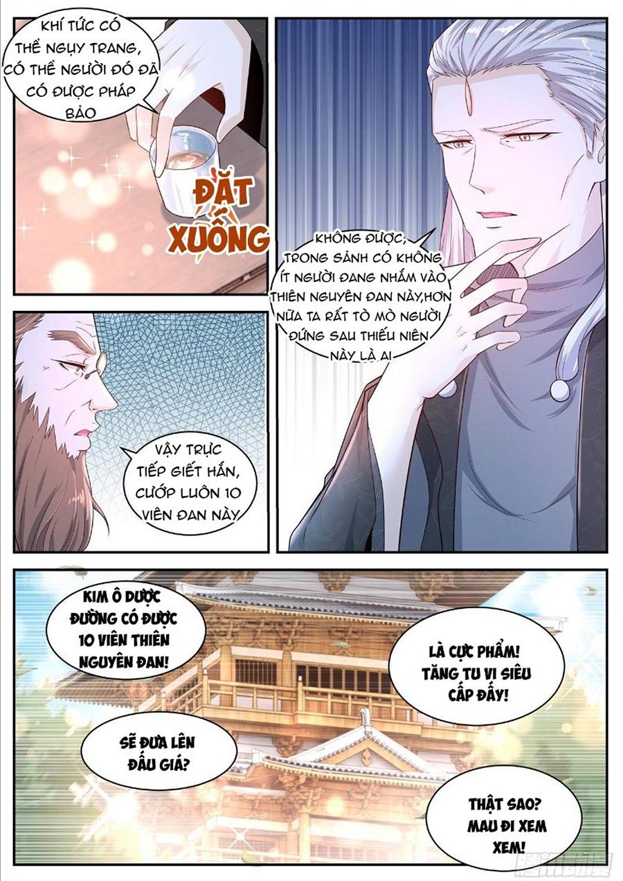 Trọng Sinh Đô Thị Tu Tiên chap 417 - Trang 14