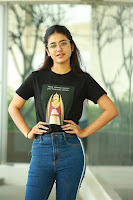 Priya Prakash Varrier Interview Pictures HeyAndhra.com