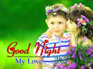 Latest Beautiful Good Night Wallpaper Free Download %2B86