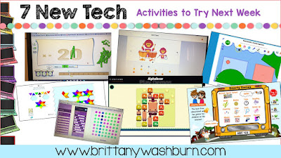 7 New Technology Activities to Try Next Week