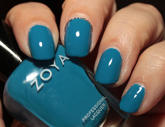 Zoya Ling | 31 Days of Blue for Huntington's Awareness