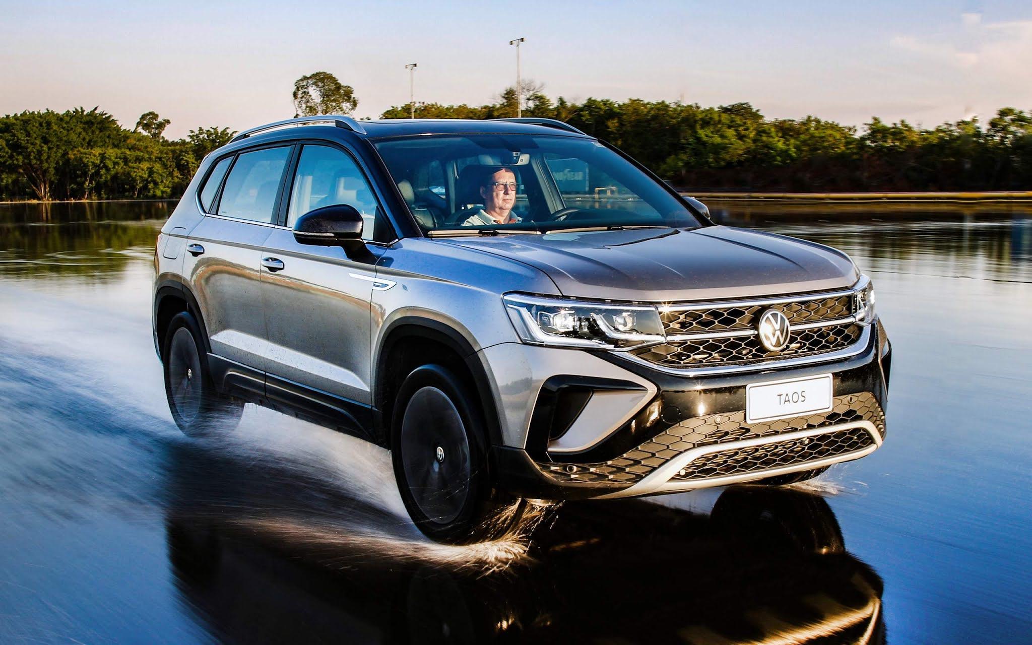 Os carros mais vendidos do Brasil em junho de 2021