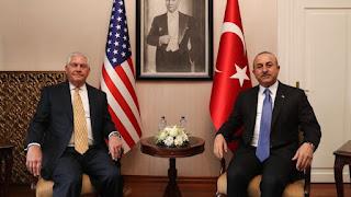 """Τα """"βρήκαν"""" ΗΠΑ και Τουρκία"""