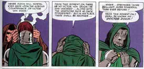Top 10 Doctor Doom Quotes