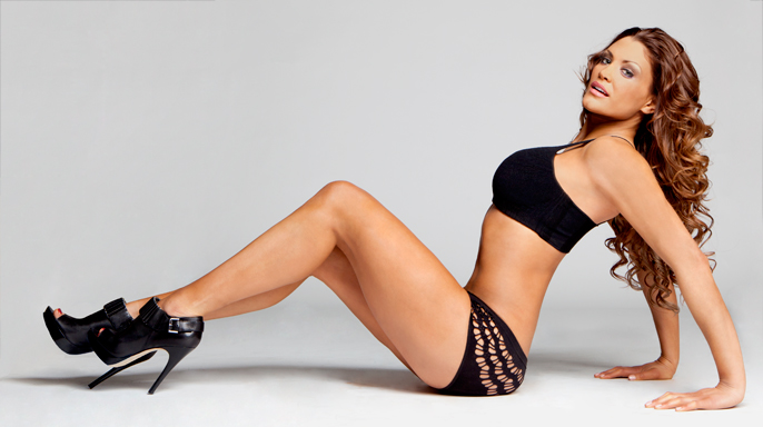 Anything And Everything Wwe Diva Eve Hot And Sizzling Photos-4816
