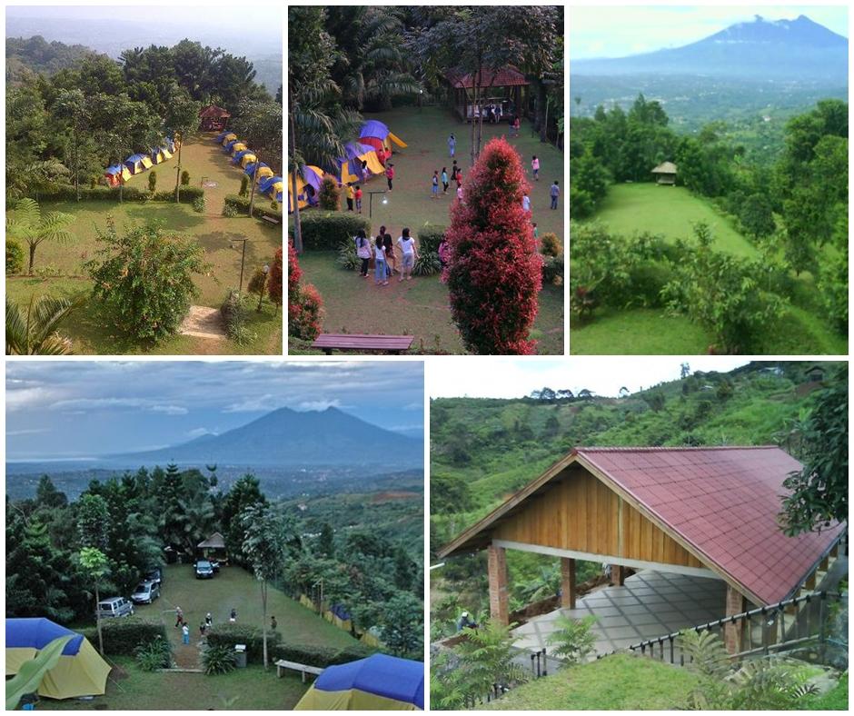 Tempat Outbound Kampung Awan Camp