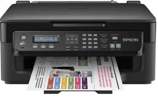 Epson WorkForce WF-2510 Driver Downloads, Review, Price