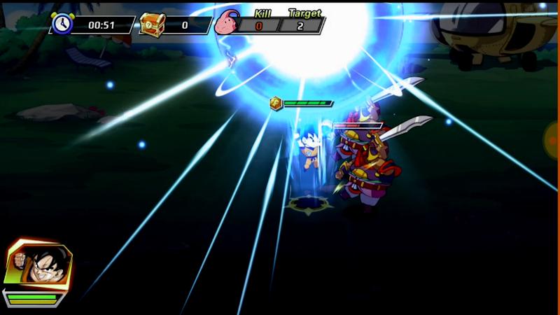 Best Dragon Ball Z Games - New mini DBZ Game Download