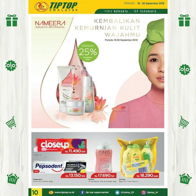 #TipTop - #Promo Katalog Periode 19 - 30 Sept 2019