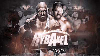 Ryback and Axel