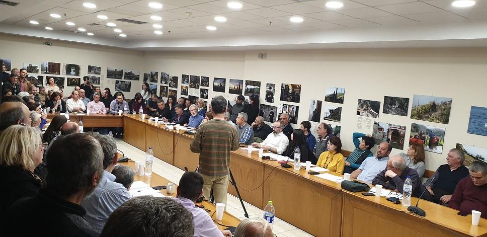 Ο Δήμος Αριστοτέλη ομόφωνα διεκδικεί λόγο επί της νέας σύμβασης μεταξύ Ελληνικού Δημοσίου και «Ελληνικού Χρυσού»