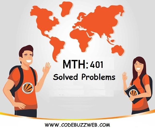 MTH401 : Discrete Mathematics List of solved Problems Mid Term,End Term Question Paper -lpu question paper