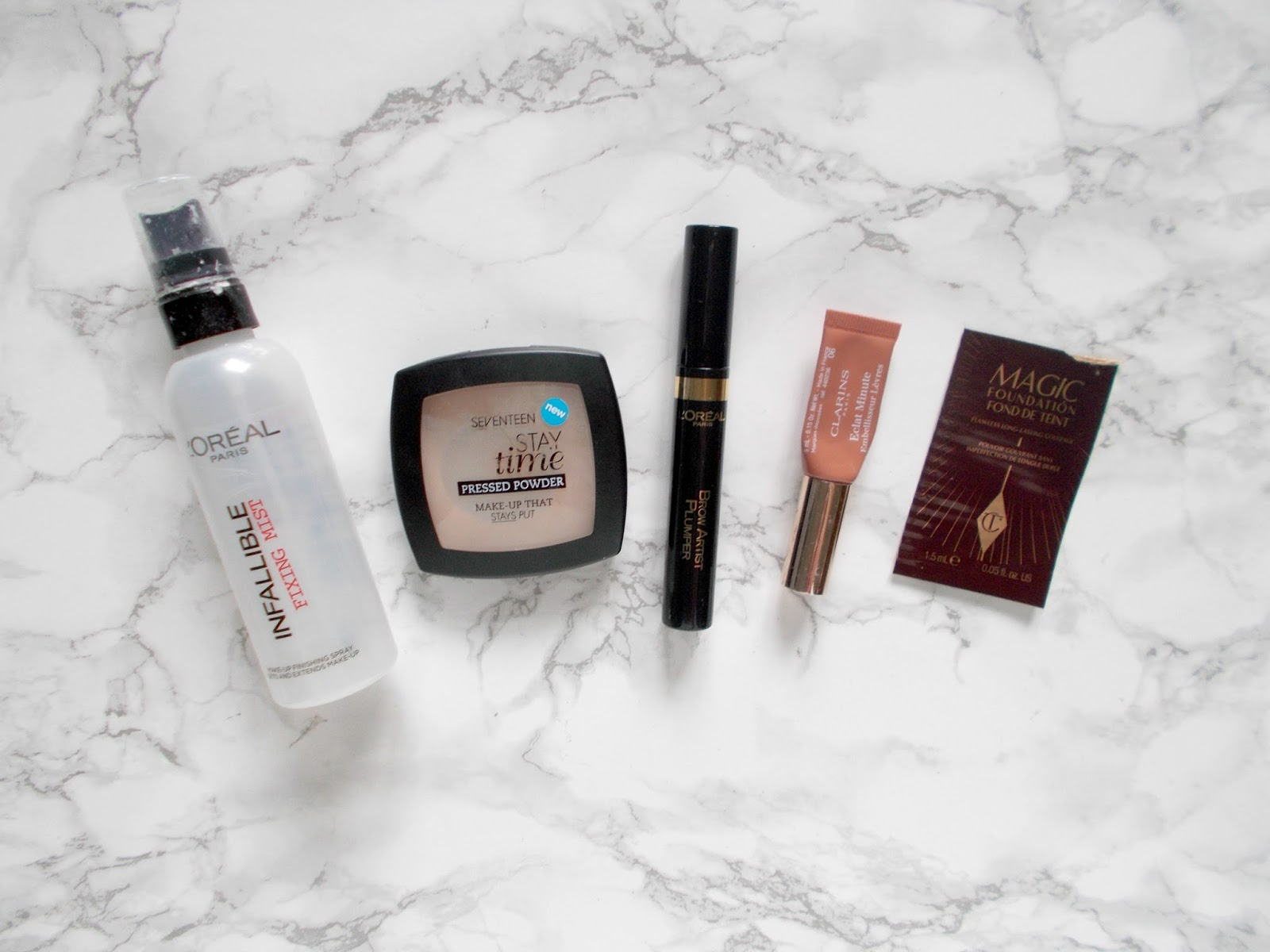 danielles beauty blog makeup empties