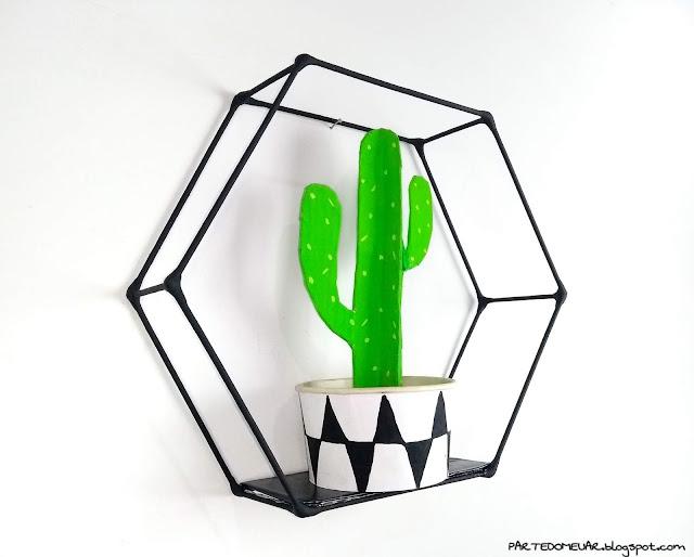 Nicho hexagono