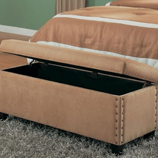bedroom benches with storage
