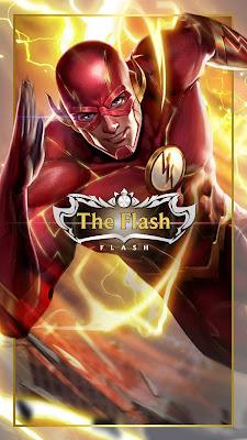 hình nền liên quân the flash
