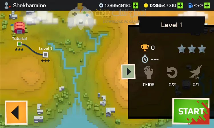 تحميل لعبة Zombie Derby للكمبيوتر برابط مباشر