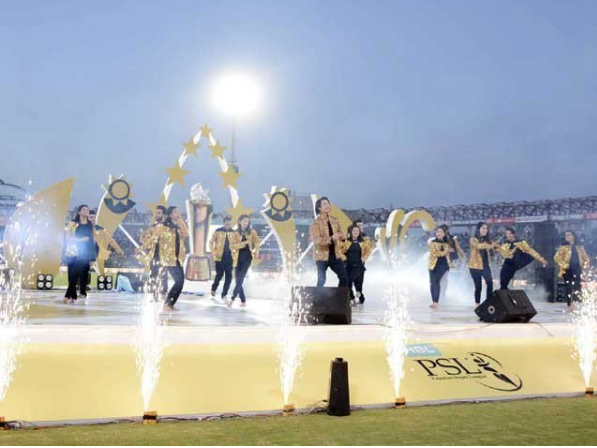 The PSL opeaning Ceremony will Take Place with Provincial and country Music