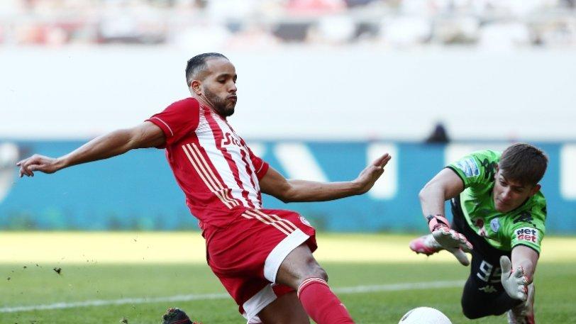 Goal.com: Ελ Αραμπί - Κορυφαία διάκριση για το 2020!