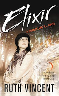 Interview with Ruth Vincent, author of Elixir