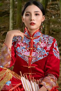 Chia sẽ Stock Cô Dâu Trung Hoa