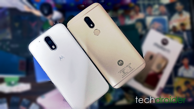 Moto M vs. Moto G4 Plus: 5 key differences