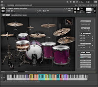 Download Jay Maas Signature Series Drums 2.0 KONTAKT Library